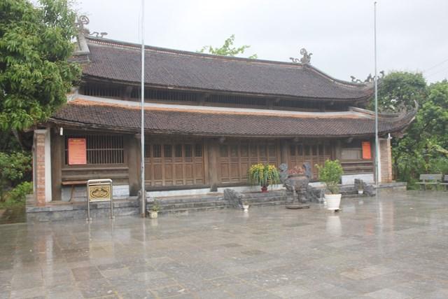 Đền Đồng Cổ ở Thanh Hóa.