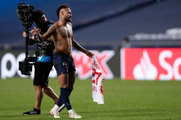 Neymar có thể vắng mặt tại chung kết C1 do đổi áo đấu với đối thủ. (Ảnh: AFP).