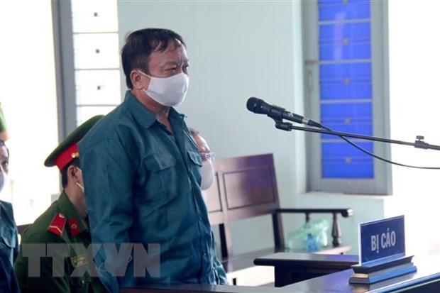 Sai phạm đất đai ở Phan Thiết: Tuyên án cựu chủ tịch, phó chủ tịch - Ảnh 1