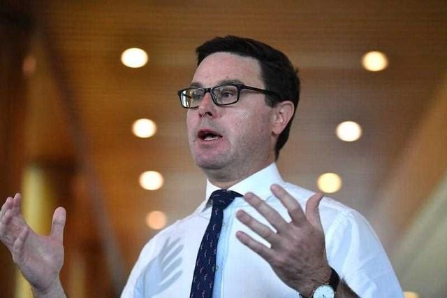 Bộ trưởng Nông nghiệp Australia David Littleproud (Ảnh: AAP).