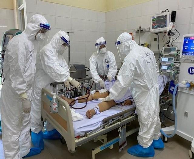 28 bệnh nhân tử vong do Covid-19 ở Việt Nam đều là các bệnh nhân có bệnh lý nền, mãn tính.