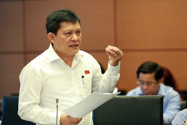 Đại biểu Quốc hội Phạm Phú Quốc thuộc Đoàn đại biểu TP HCM, trúng cử đại biểu Quốc hội khóa XIV tháng 5/2016.