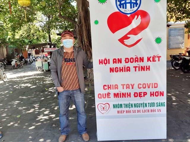 Từ đưa F1 đi cách ly, F1 hoàn thành cách ly và F0 đã được chữa khỏi, anh Nguyễn Trí Minh và các cộng sự đều nhận chở.