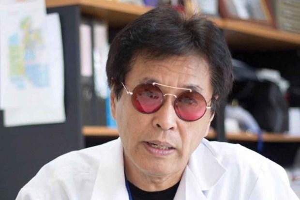 Tiến sỹ Thiravat Hemachudha. (Nguồn: bangkokpost.com).