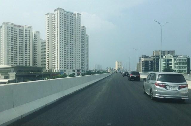 Dự án đường trên sẽ hoàn thành thi công vào ngày 15/9.