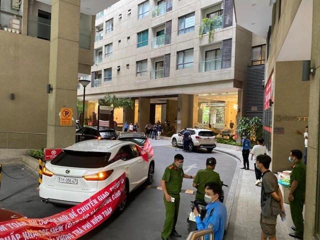 Người mua căn hộ khởi kiện chủ đầu tư vì... chỗ đậu xe.