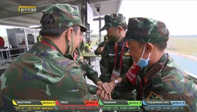 Việt Nam vô địch bảng 2 nội dung xe tăng tại Army Games 2020 - Ảnh 9