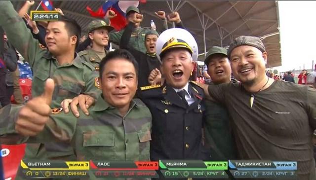 Việt Nam vô địch bảng 2 nội dung xe tăng tại Army Games 2020 - Ảnh 11
