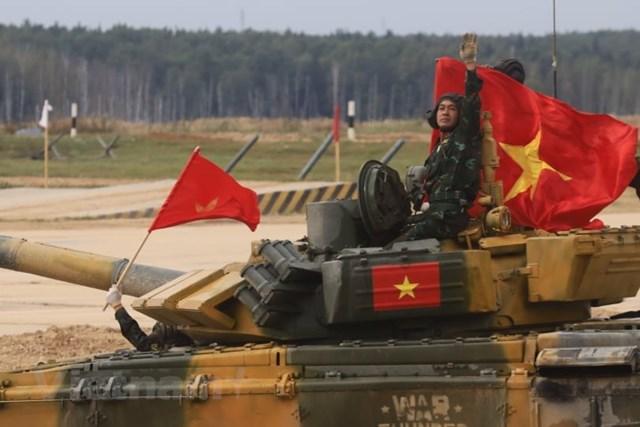 Việt Nam vô địch bảng 2 nội dung xe tăng tại Army Games 2020 - Ảnh 7