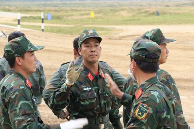 Việt Nam vô địch bảng 2 nội dung xe tăng tại Army Games 2020 - Ảnh 2