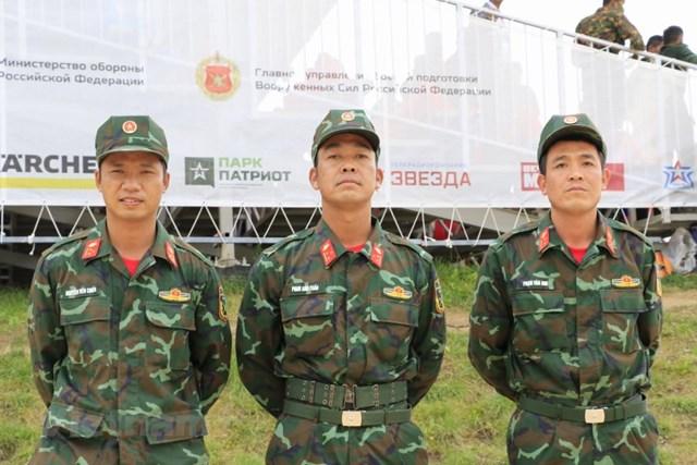Việt Nam vô địch bảng 2 nội dung xe tăng tại Army Games 2020 - Ảnh 3