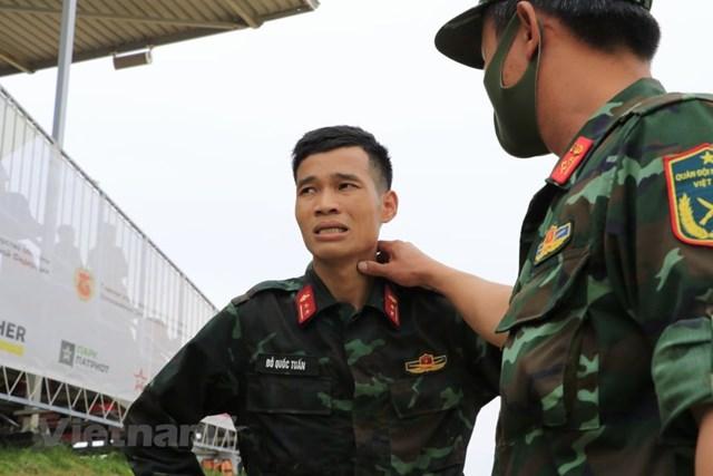 Việt Nam vô địch bảng 2 nội dung xe tăng tại Army Games 2020 - Ảnh 4