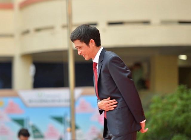 Khai giảng nhanh gọn giữa mùa Covid-19 ở ngôi trường THPT tự chủ duy nhất tại Hà Nội - Ảnh 11