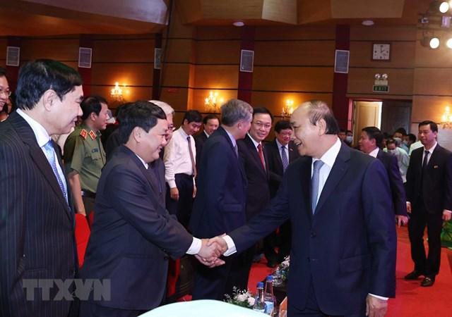 Thủ tướng dự kỷ niệm 75 năm Ngày thành lập Đài tiếng nói Việt Nam - Ảnh 2