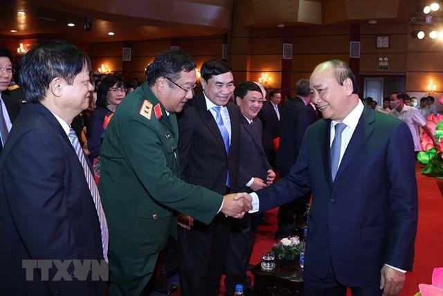 Thủ tướng dự kỷ niệm 75 năm Ngày thành lập Đài tiếng nói Việt Nam - Ảnh 3