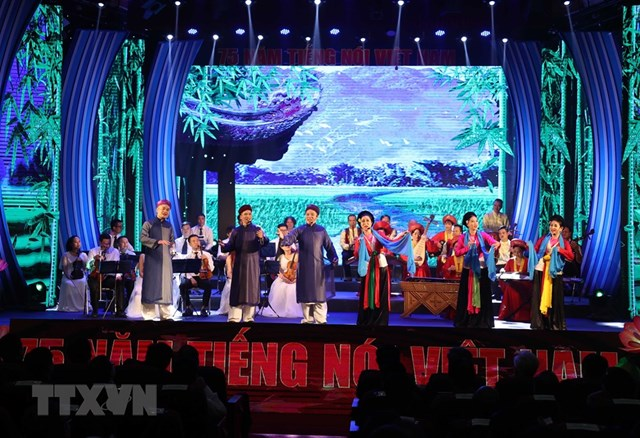 Thủ tướng dự kỷ niệm 75 năm Ngày thành lập Đài tiếng nói Việt Nam - Ảnh 6