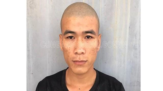 Đối tượng Nguyễn Văn Hiển.