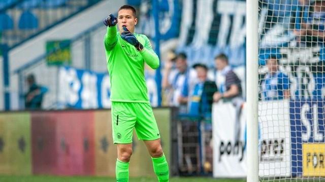 Thủ thành Filip Nguyễn chọn khoác áo đội tuyển CH Czech.