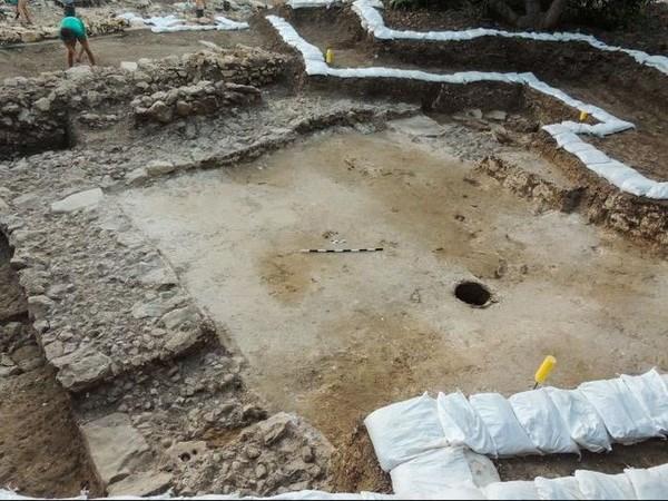 Phát hiện bằng chứng về động đất xảy ra cách đây 3.700 năm - Ảnh 1