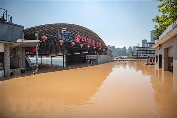 Trung Quốc: Hàng nghìn người sơ tán do vỡ đê tại Cát Lâm - Ảnh 1