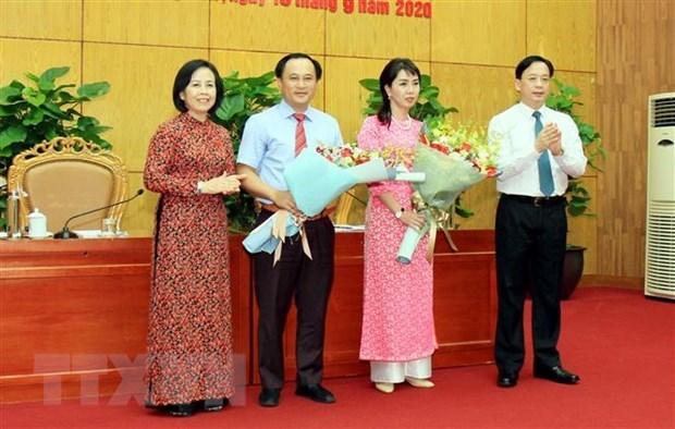 Bầu bổ sung hai Phó Chủ tịch UBND tỉnh Lạng Sơn nhiệm kỳ 2016-2021 - Ảnh 1