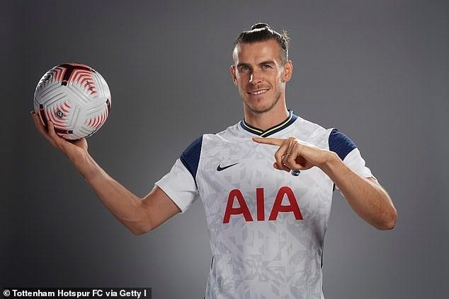Gareth Bale chính thức trở lại Tottenham - Ảnh 2