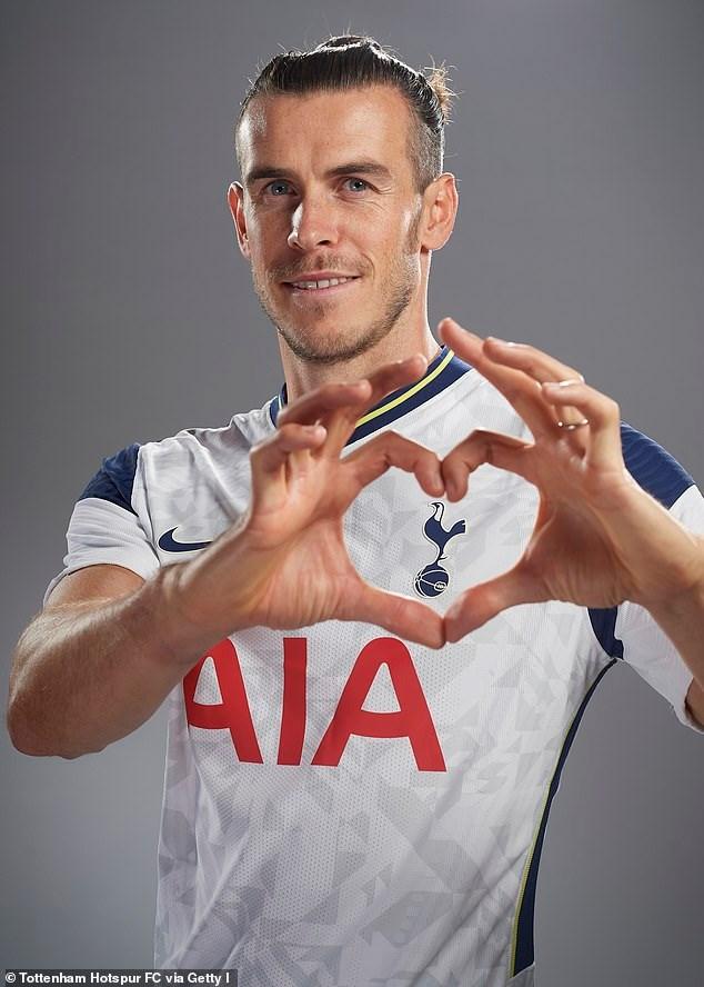 Gareth Bale chính thức trở lại Tottenham - Ảnh 5