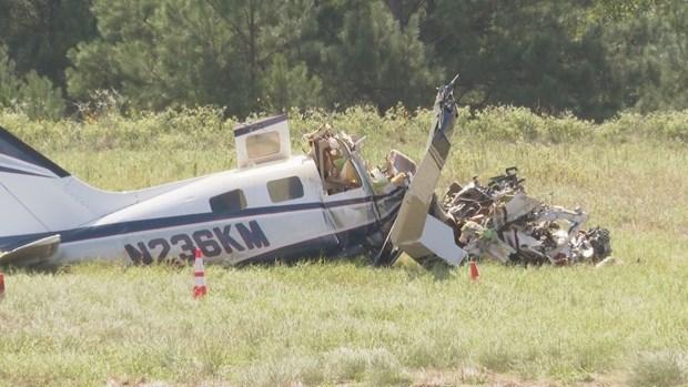 Mỹ: Rơi máy bay tại bang Texas khiến 4 người thiệt mạng - Ảnh 1