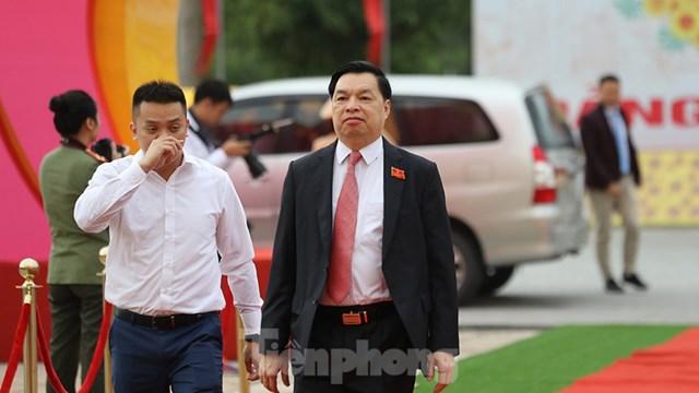 Phó trưởng Ban Tuyên giáo T.Ư Lê Mạnh Hùng.