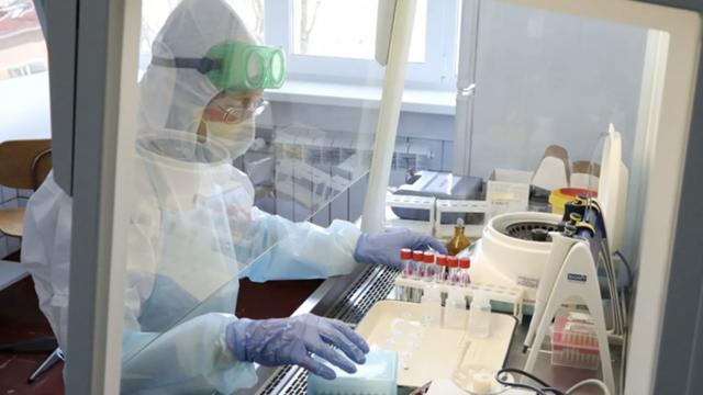Nga cho phép thử nghiệm một loại vaccine khác ngừa Covid-19. (Ảnh: Ria Novosti).