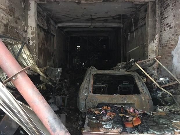 Phú Yên: Điều tra vụ hỏa hoạn khiến 4 người trong một gia đình bị bỏng - Ảnh 1