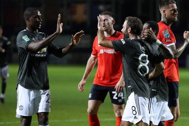 Man Utd thắng đậm ở trận ra quân tại Carabao Cup - Ảnh 3