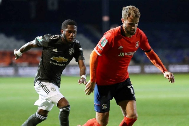 Man Utd thắng đậm ở trận ra quân tại Carabao Cup - Ảnh 4