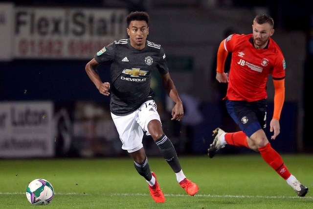 Man Utd thắng đậm ở trận ra quân tại Carabao Cup - Ảnh 1