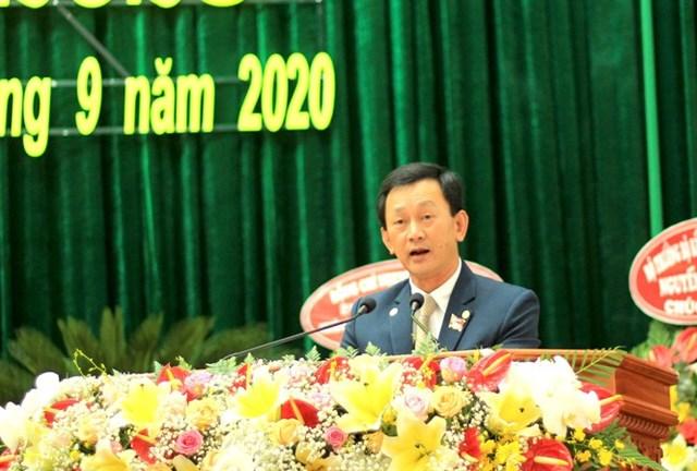Ông Dương Văn Trang, Bí thư Tỉnh ủy Kom Tum khóa XVI. Ảnh: TPO.