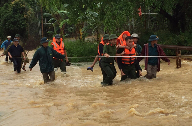 Phú Thọ: Mưa lớn khiến 9 người thương vong - Ảnh 1