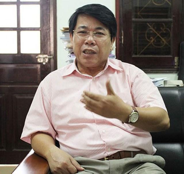 GS.TS Phan Xuân Sơn – giảng viên cao cấp (Học viện Chính trị Quốc gia Hồ Chí Minh).