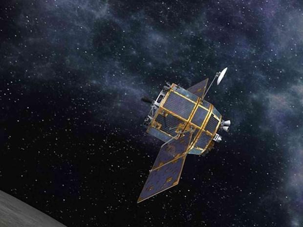 Hình ảnh minh họa vệ tinh thăm dò Mặt Trăng của Hàn Quốc. (Nguồn: KARI).
