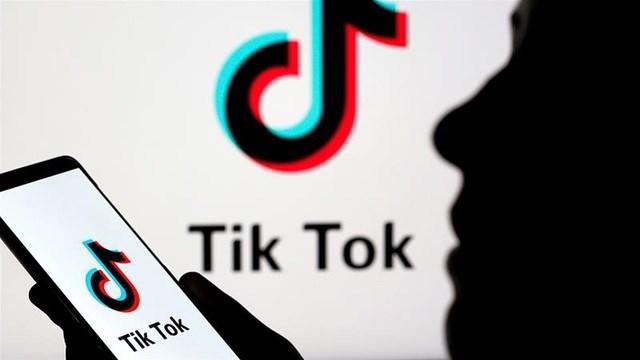 Ứng dụng điện thoại TikTok có hàng triệu người dùng thường xuyên ở Mỹ. (Ảnh minh họa: Reuters).
