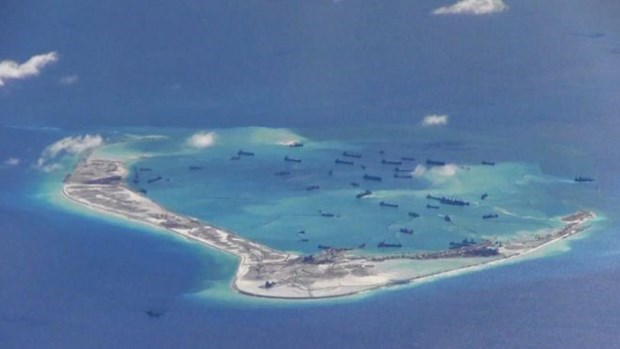 Anh, Pháp, Đức gửi công hàm bác tuyên bố của Trung Quốc về Biển Đông - Ảnh 1