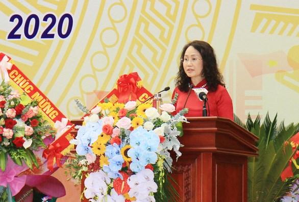 Bà Lâm Thị Phương Thanh tái đắc cử Bí thư Tỉnh ủy Lạng Sơn khóa XVII, nhiệm kỳ 2020-2025.