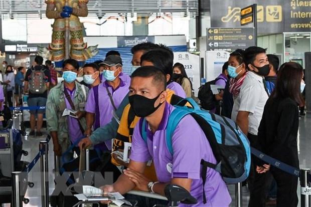 Các vận động viên nước ngoài được phép nhập cảnh vào Thái Lan - Ảnh 1