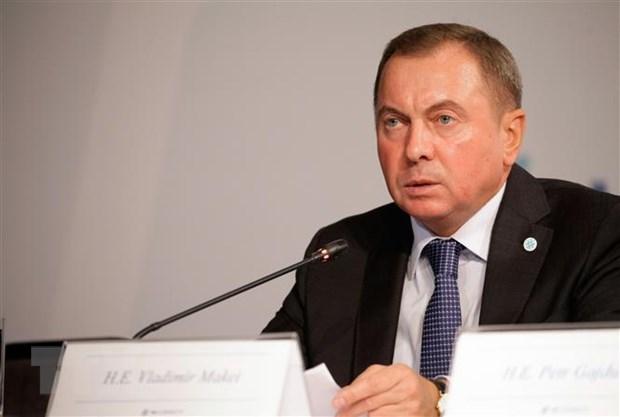 Belarus quyết định triệu hồi các đại sứ ở Ba Lan và Latvia - Ảnh 1