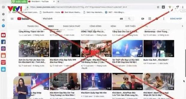 Yêu cầu xử lý video có nội dung nhảm nhí, giật gân trên mạng xã hội - Ảnh 1