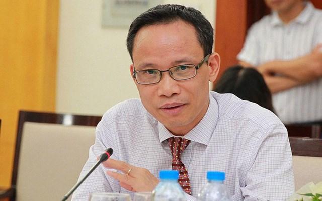 Chuyên gia kinh tế, TS Cấn Văn Lực.