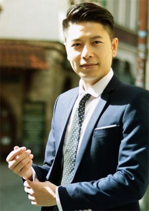 Vlogger Trần Văn Sang.