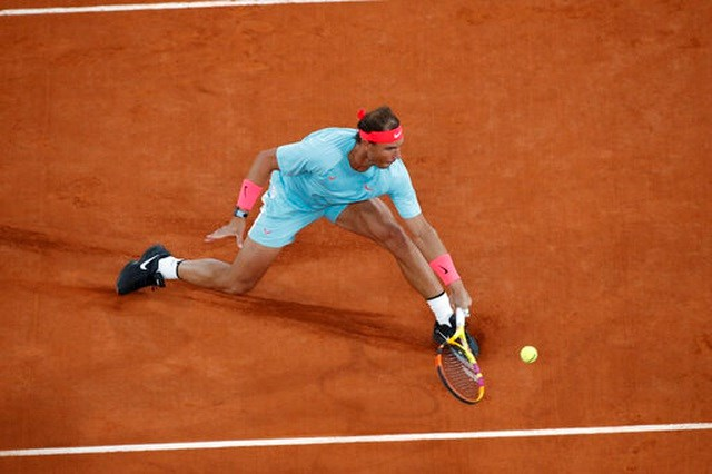 Nadal cho thấy sự chuẩn bị tốt về chiến thuật để đối đầu với Djokovic.