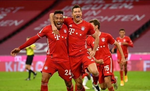Bayern hướng đến chiến thắng để chạy đà thuận lợi choChampions League. (Nguồn: FcBayern).