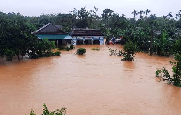 Một bé trai 13 tuổi tử vong do mưa lũ tại Kon Tum - Ảnh 1