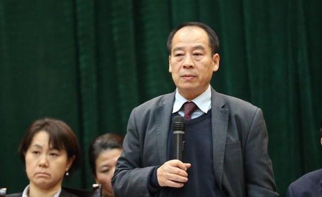 PGS. TS Trần Đắc Phu, nguyên Cục trưởng Cục Y tế Dự phòng, Cố vấn cao cấp Trung tâm Đáp ứng khẩn cấp sự kiện y tế công cộng Việt Nam (Bộ Y tế).